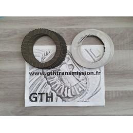 Kit friction 1 ATC400