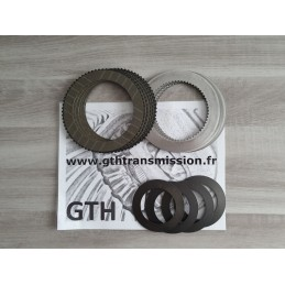 Kit friction 2 ATC400
